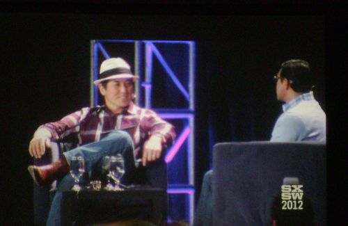 Guy Kawasaki interviewing Vic Gundotra