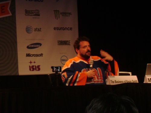Kevin Smith at SXSW