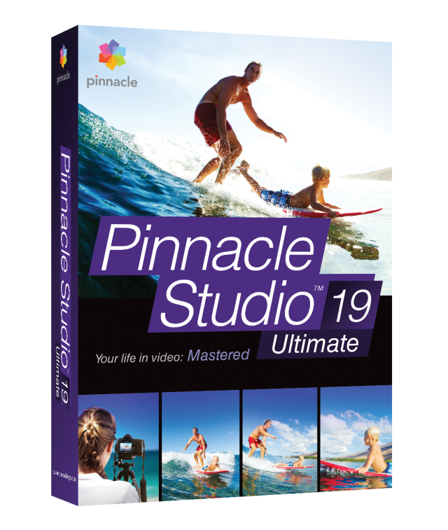 Pinnacle Studio 19 Ultimate Left